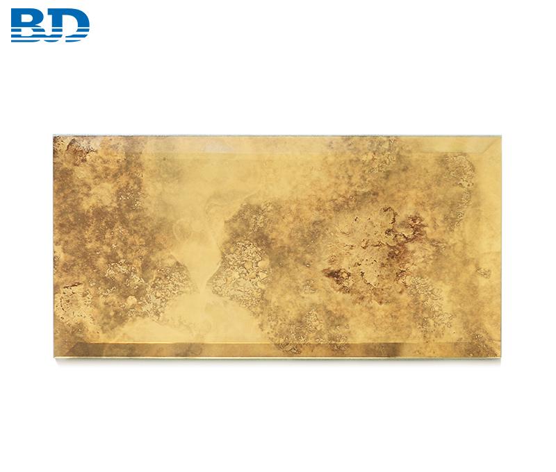 China Supplier And Manufacturer Of Glass Mosaic Tile Backsplash Tile Wall Decoration Mosaic Tile